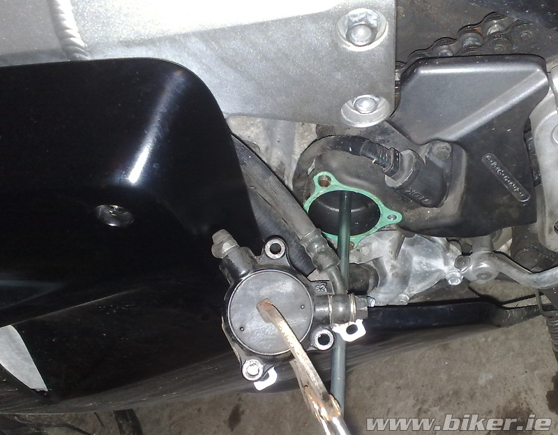 Bench Bleed Clutch Master Cylinder Honda