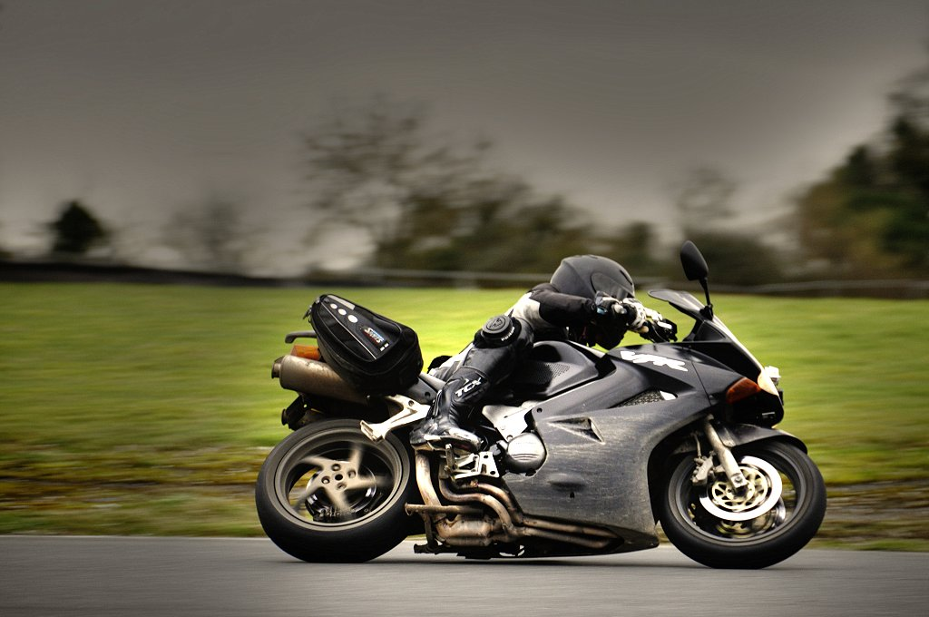 Trackday Experience With The Vfr800 At Mondello